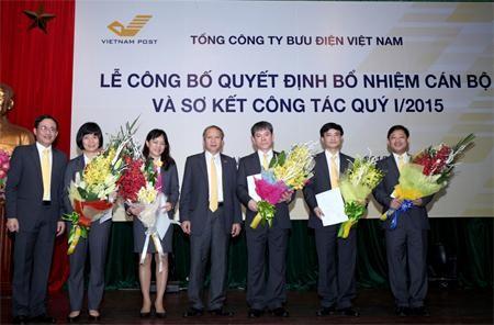 Covid-19 buộc Bưu điện Việt Nam có nhiều sáng tạo vượt qua khó khăn ảnh 1