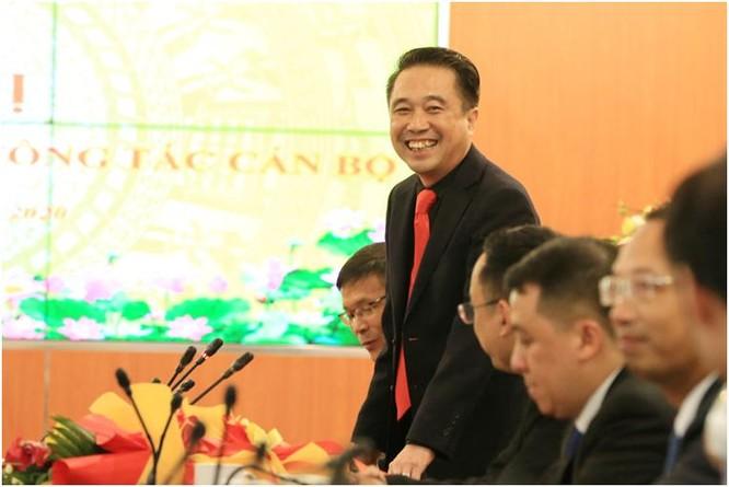 Ông Nguyễn Minh Sơn được bổ nhiệm lại Viện trưởng Viện Chiến lược TT&TT ảnh 1