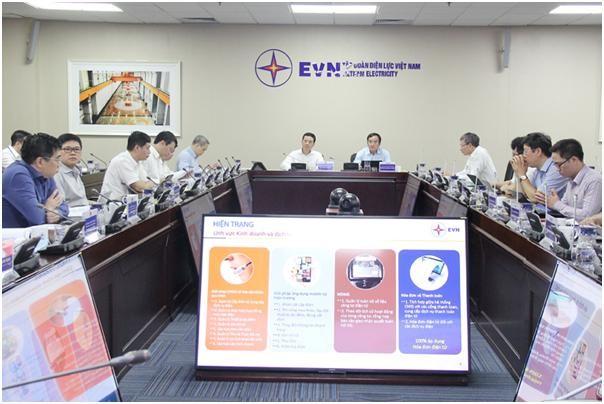 Bộ TT&TT cùng 50.000 DN công nghệ sẽ song hành cùng EVN trong chuyển đổi số ảnh 2