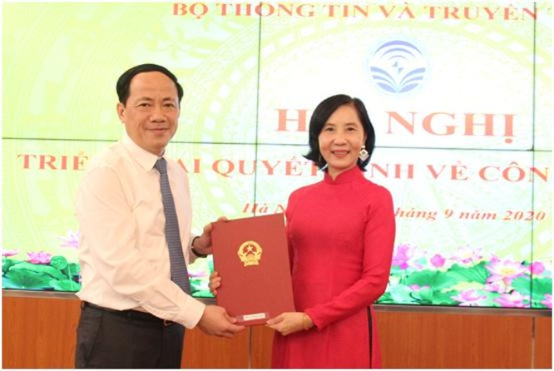 Ông Nguyễn Thiện Nghĩa phụ trách Trung tâm Chứng thực điện tử Quốc gia ảnh 1