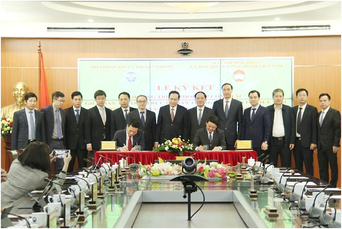 Bộ trưởng Nguyễn Mạnh Hùng: Chuyển đổi số để hỗ trợ tập hợp, phát huy sức mạnh đại đoàn kết dân tộc ảnh 1