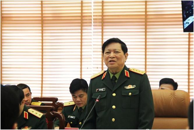 An toàn an ninh và tác chiến mạng phải bảo vệ được sự thịnh vượng của Việt Nam trên không gian mạng ảnh 1