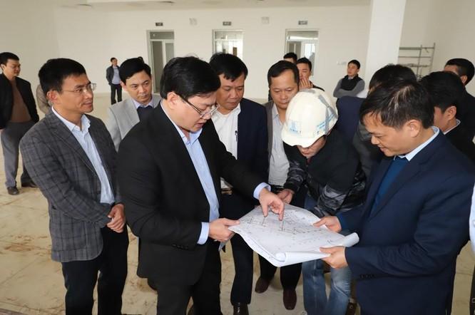 Thanh Hóa sắp hoàn thành Tòa nhà Công nghệ thông tin bên bờ sông Mã ảnh 2