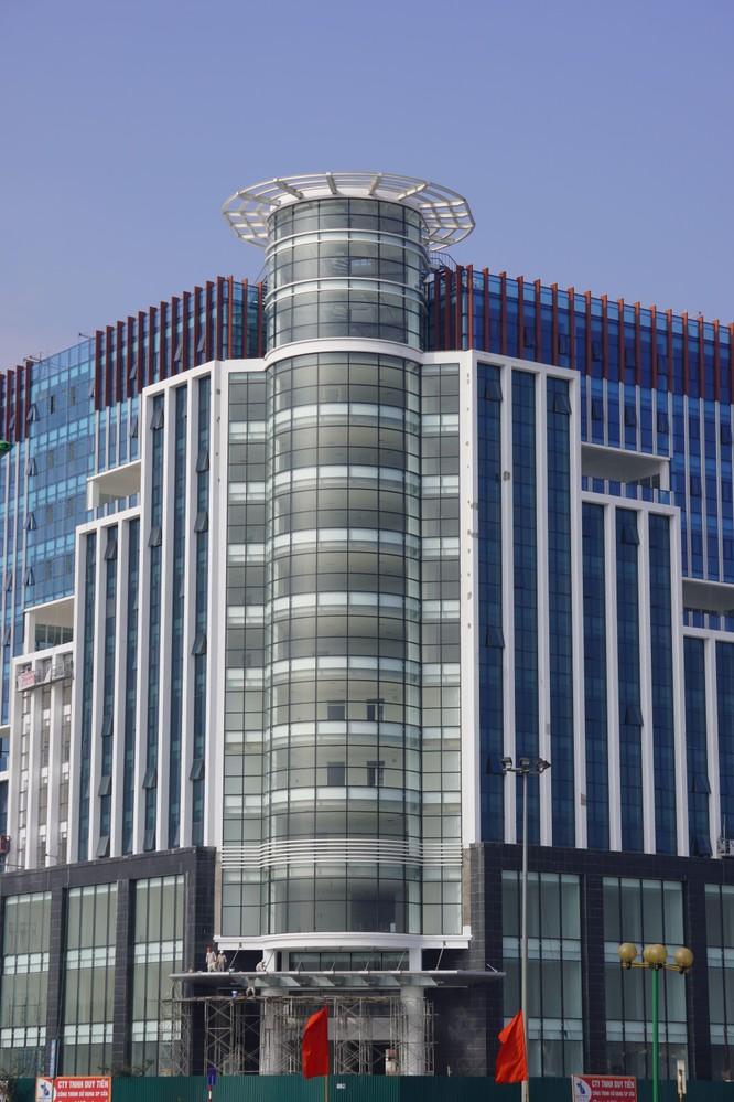 Thanh Hóa sắp hoàn thành Tòa nhà Công nghệ thông tin bên bờ sông Mã ảnh 1