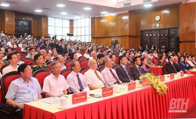 Bệnh viện Đa khoa tỉnh Thanh Hóa: Đón nhận danh hiệu Anh hùng Lao động ảnh 1