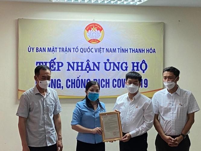 Sun Group ủng hộ Thanh Hóa 10 tỷ đồng chống dịch Covid-19 ảnh 1