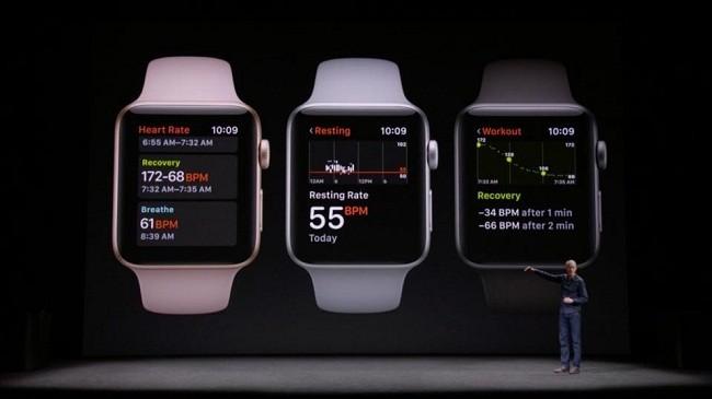 Apple chưa thể sửa hết lỗi của Apple Watch 3 ảnh 1