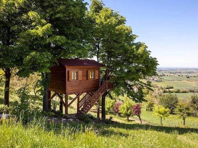 35 ngôi nhà trên cây tuyệt đẹp khiến bạn muốn sống thử một lần ảnh 15