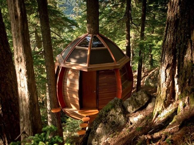 35 ngôi nhà trên cây tuyệt đẹp khiến bạn muốn sống thử một lần ảnh 25