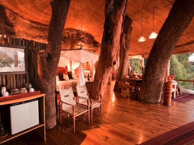35 ngôi nhà trên cây tuyệt đẹp khiến bạn muốn sống thử một lần ảnh 32