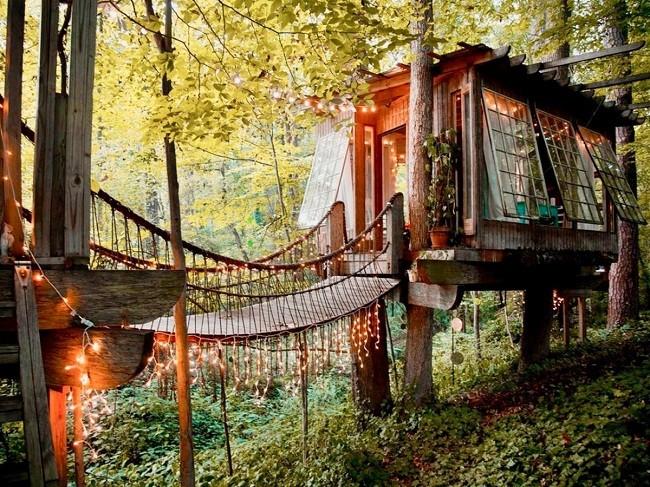 35 ngôi nhà trên cây tuyệt đẹp khiến bạn muốn sống thử một lần ảnh 3