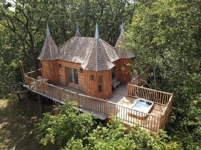 35 ngôi nhà trên cây tuyệt đẹp khiến bạn muốn sống thử một lần ảnh 4