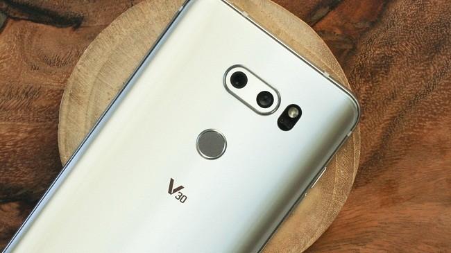 LG V30: flagship hội tụ tất cả yếu tố để thành công! ảnh 5