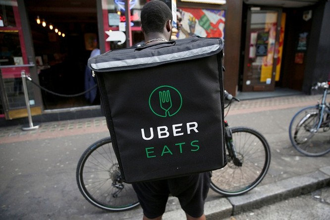 Uber kiếm 3 tỷ đô một năm nhờ dịch vụ giao hàng thực phẩm ảnh 1