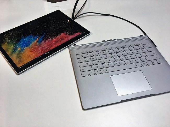 Microsoft ra mắt phiên bản Surface Book 2 với giá siêu đắt ảnh 1
