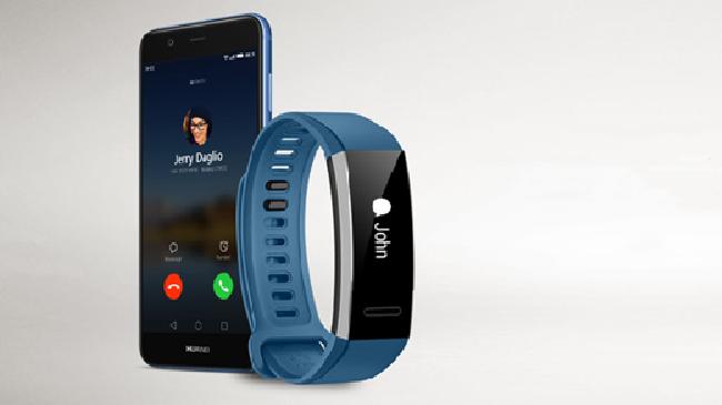 Trên tay đồng hồ thông minh Huawei Band 2 Pro ảnh 4