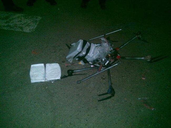 Các băng nhóm tội phạm sử dụng máy bay không người lái cho hoạt động phi pháp ảnh 1
