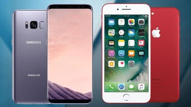 """Mọi nỗ lực của Samsung đã được đền đáp khi """"sao chép"""" công nghệ của iPhone. ảnh 1"""