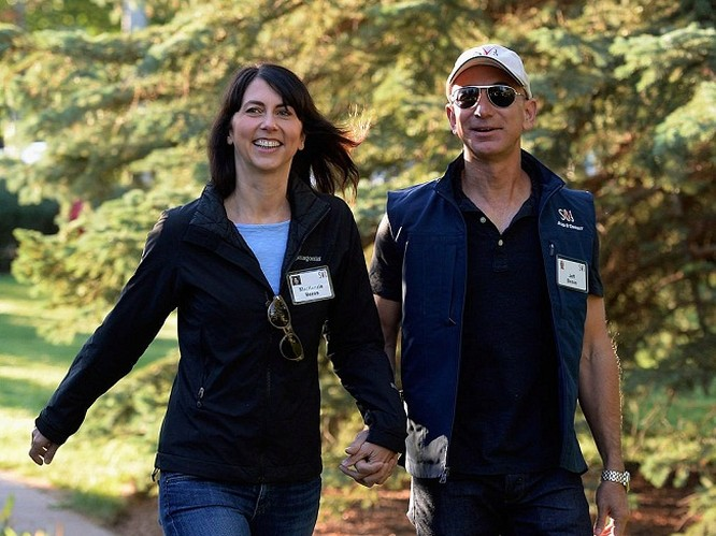 Một ngày của tỷ phú giàu nhất thế giới Jeff Bezos: không cần chuông báo thức và rửa bát sau bữa tối ảnh 9