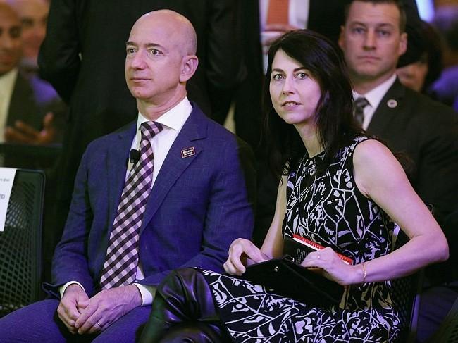 Một ngày của tỷ phú giàu nhất thế giới Jeff Bezos: không cần chuông báo thức và rửa bát sau bữa tối ảnh 2