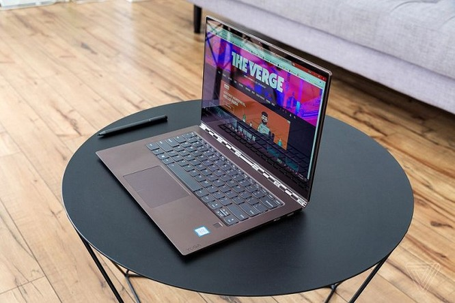Trên tay Yoga 920 - laptop đỉnh nhất của Lenovo ảnh 1