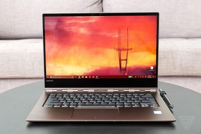 Trên tay Yoga 920 - laptop đỉnh nhất của Lenovo ảnh 5