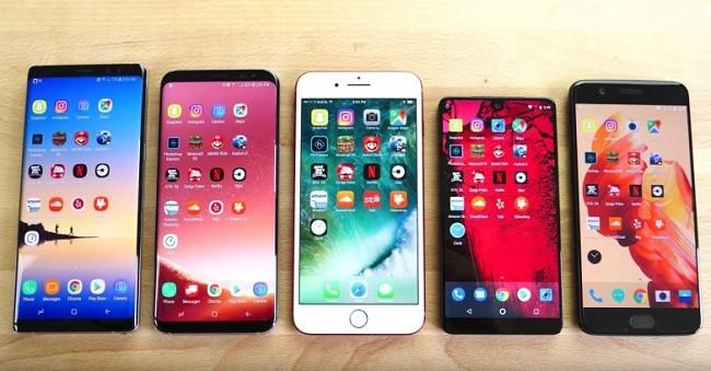 Những lợi ích tuyệt vời mà màn hình tỉ lệ 18:9 đem lại cho iPhone X và Note 8 ảnh 3