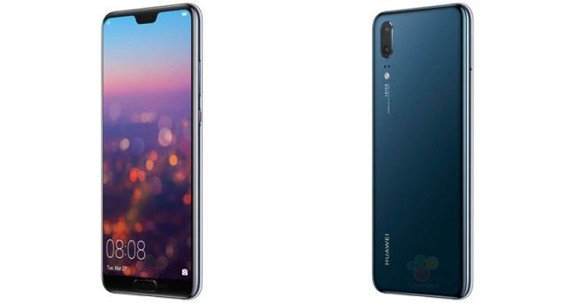 Toàn bộ hình ảnh bộ đôi Huawei P20 và P20 Pro ngay trước ngày ra mắt ảnh 1