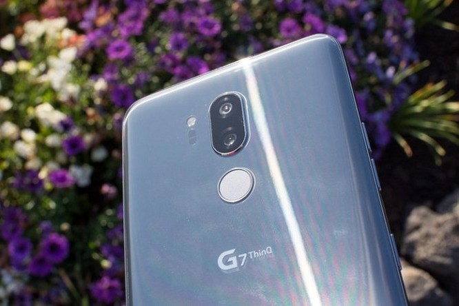 """5 tính năng """"lạc hậu"""" của LG G7 ThinQ ảnh 1"""