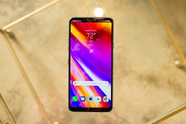 """5 tính năng """"lạc hậu"""" của LG G7 ThinQ ảnh 2"""