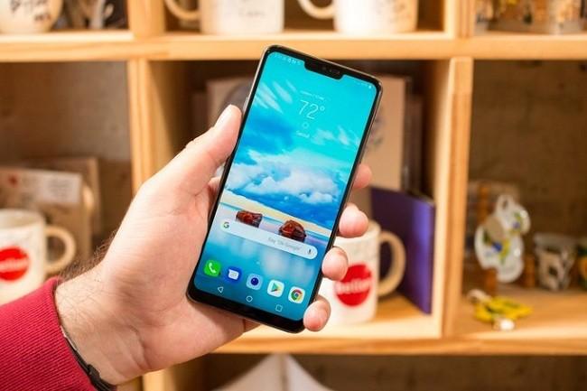 """5 tính năng """"lạc hậu"""" của LG G7 ThinQ ảnh 4"""