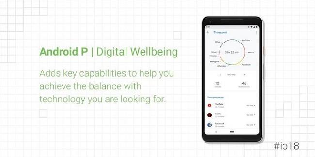 Google trình làng Android P : Giao diện mới , tính năng mới ảnh 2