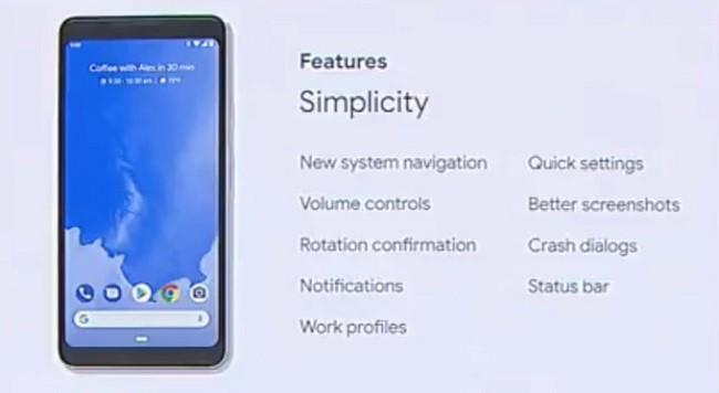 Google trình làng Android P : Giao diện mới , tính năng mới ảnh 7