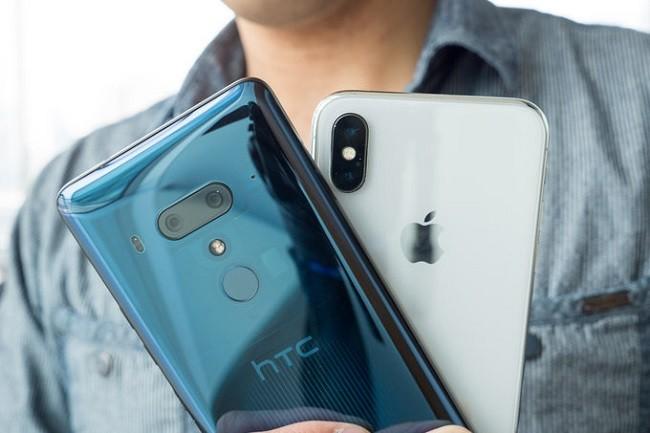 So sánh chi tiết HTC U12 Plus và iPhone X ảnh 1