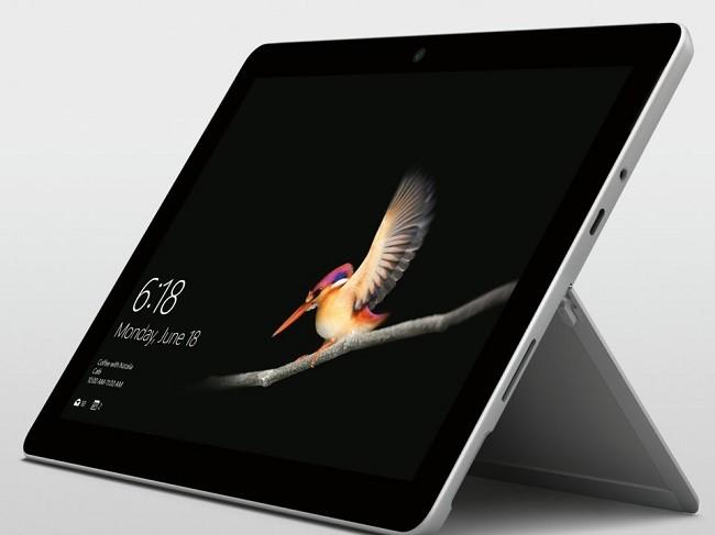 Microsoft ra mắt Surface Go: màn hình 10 inch, giá 399 USD ảnh 1