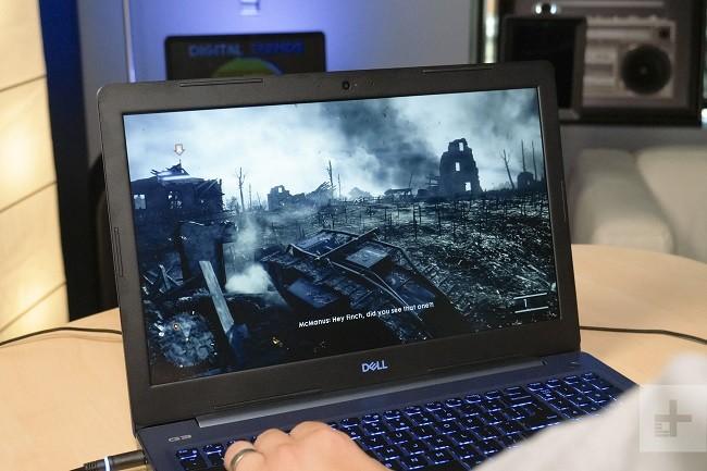 Đánh giá chi tiết laptop chơi game Dell G3: chip Core i5 8300H, giá 680 USD ảnh 4