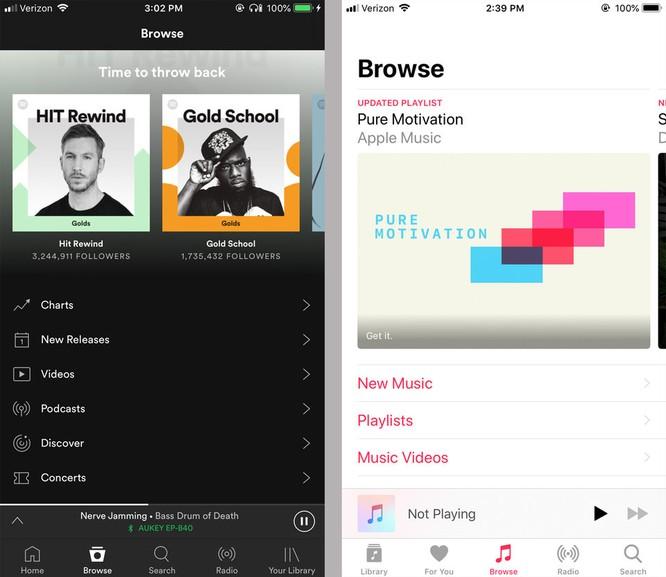So sánh Spotify và Apple Music: đâu mới là trình nghe nhạc tốt nhất hiện nay? ảnh 4