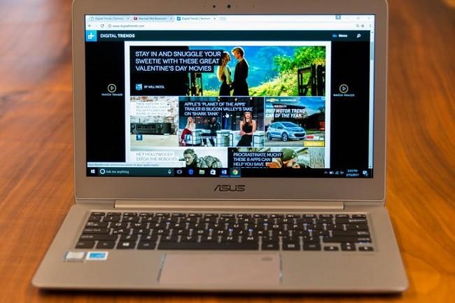 Đánh giá chi tiết Asus Zenbook UX330UA: thiết kế siêu mỏng, giá 750 USD ảnh 1
