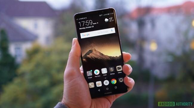 Rò rỉ thông tin về Huawei Mate 20: bộ 3 camera, máy quét vân tay siêu âm ảnh 1