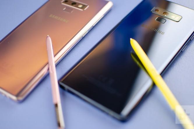 So sánh Galaxy Note 9 và BlackBerry Key 2 ảnh 2