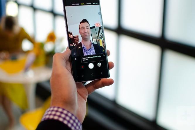 So sánh Galaxy Note 9 và BlackBerry Key 2 ảnh 4