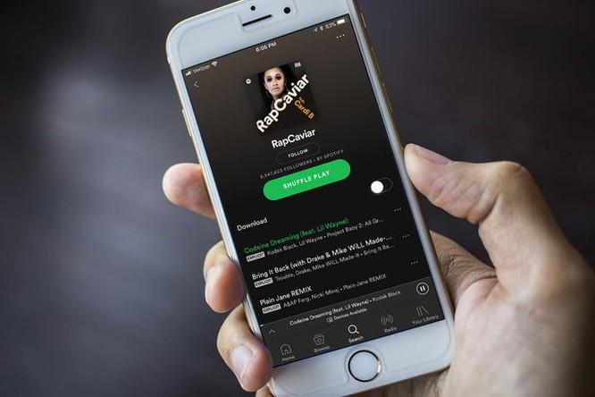 Spotify vs Pandora: Ứng dụng nghe nhạc nào tốt hơn? ảnh 2