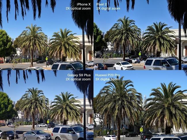 Cuộc chiến giữa camera iPhoneX, Galaxy S9+, Huawei P20 Pro và Pixel 2: đâu là nhà vô địch đích thực? ảnh 9