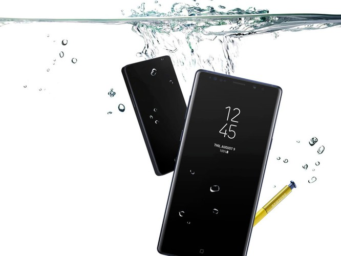 """Samsung Galaxy Note 9 và Apple iPhone X: cuộc chiến của những Smartphone """"nghìn đô"""" ảnh 7"""