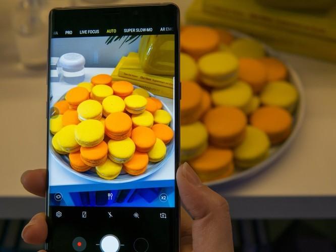 """Samsung Galaxy Note 9 và Apple iPhone X: cuộc chiến của những Smartphone """"nghìn đô"""" ảnh 9"""