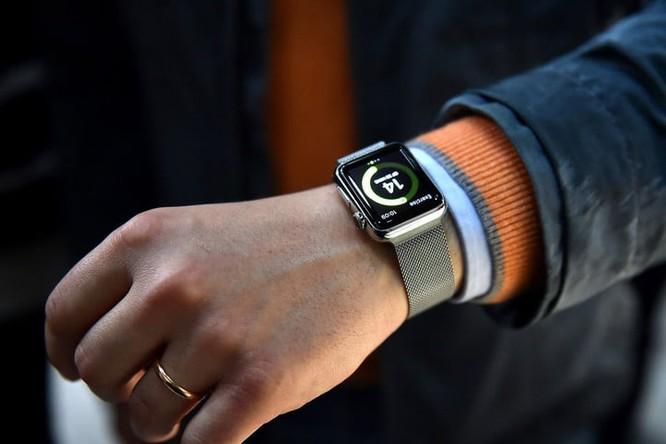 Tiết lộ thêm thông tin chi tiết về Apple Watch Series 4 ảnh 1