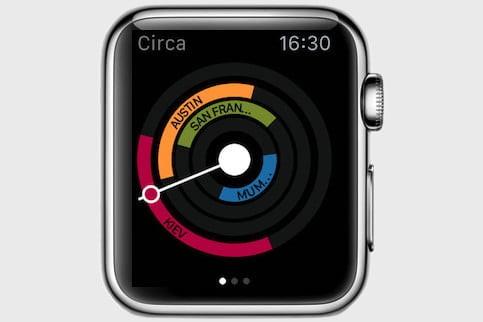 Tiết lộ thêm thông tin chi tiết về Apple Watch Series 4 ảnh 2