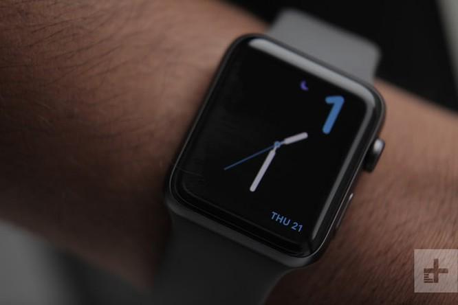 Tiết lộ thêm thông tin chi tiết về Apple Watch Series 4 ảnh 4
