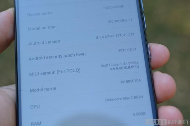 Pocophone F1 vs OnePlus 6: đâu mới là smartphone tầm trung tốt nhất hiện nay? ảnh 2