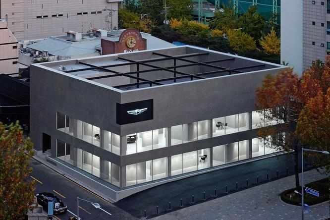 Thương hiệu Genesis mở showroom độc lập, tách biệt khỏi Hyundai ảnh 1